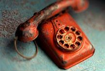 Phones & Radio's / by Bee Flower
