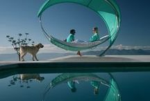 Wish you were here / Inspirational spots to lounge around
