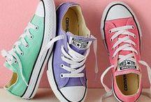 Nikes, Chucks, Vans <3