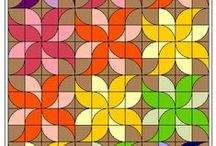 wzory quilt