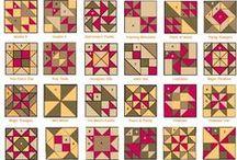 wzory bloków
