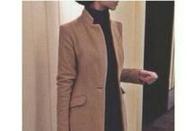 fall/winter coats