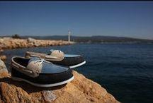 Chaussures bateau Orangemarine / Toute la gamme de chaussures bateau Orangemarine !