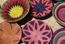Textiles / Textile design inspiration