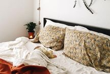 bedroom / retro | bohemian | mix and match