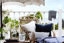 Outdoor, garden and verandas