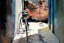 Art Bicycles