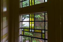 Stained glass windows / Beautiful windows & patterns
