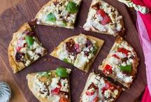 Pizza recipes to try at home / This is the largest collection of Pizza recipes to try at home.
