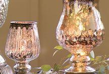 Mercury glass / DIY