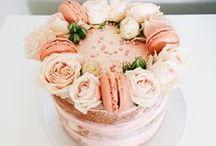 scandicakes / cakes, naked cakes, semi naked cakes, buttercream cakes,