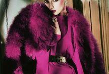 Magenta fashion