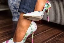 Floral Fashion, Shoes and Accessories
