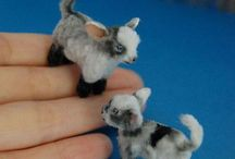Tiny things! / Second most adorable thing on the planet....