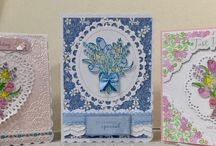 Handmade card inspiration / Still my greatest passion...