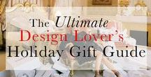 The Ultimate Holiday Gift Guide 2016 / Shopping for that special design lover in your life? Shop our collection of unique gift ideas at www.thelocalvault.com.