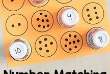 School: Math activities grade 1-2