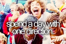 1D Bucketlist / by One Direction