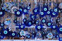 Evil Eye Jewelry / by Lenore Shina