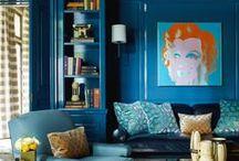 Press: Fine Paints in House Beautiful