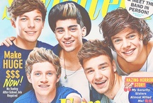 1D in Magazines / by One Direction