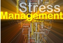 Effective Stress Management / by Mental Health - Station