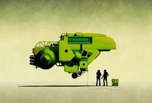 Illustration : vehicles