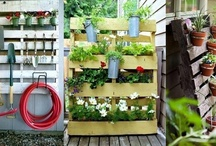 Oh WOW! Re-purposing with style / Great ideas I'd love to try someday