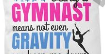 Gymnastics - It's My Life / A lot of great gift ideas and other goodies for gymnasts.  Most products you can customize.  Personalize them with a name, gym name, and/or gymnastics level.  They are cool enough to flip over.  #gymnastics