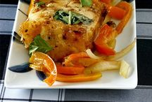 SEAFOOD DISHES RECIPES ❤️ / ALL FOOD FROM THE OCEAN ❤️ recipes / by MELISSA🎀 MIESKE🎀
