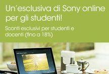 Sconti studenti / Ustation Store Education, un mondo di sconti per tutti gli studenti.