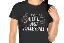 Volleyball Gift Ideas / Gift ideas for fans and players of Volleyball