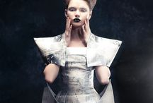 Fashion as Art / Avant garde, haute couture, editorials. The art of fashion. / by Maddie