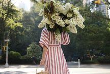 spring style / candy coloured blooms, perfume scented breeze
