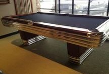Pool Tables / The love of the game