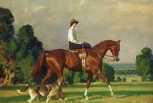 Equestrian / Equestrian crafts and designs influence Soane's work, from the stable architecture of great English houses to an appreciation of the look and feel and smell of fine saddlery, from equine art to horses themselves