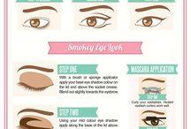 B E A U T Y: makeup