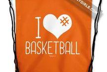 Basketball / GIRL'S BASKETBALL Gifts and more.  #basketball