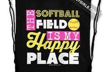 Softball / GIRL'S SOFTBALL!  #softball