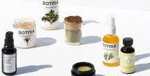 The Apothecary / A collection of beauty and grooming goods made of natural ingredients in small batches with low-waste packaging.