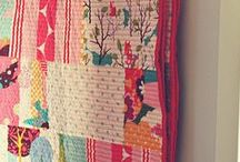 Quilted Heaven / Lovely patchwork quilts that inspire me to patch patch patch.
