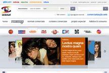 Canais Globo Sat / Globo Sat Comercial // PFC // Mega Pix