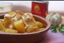 Patatas, Puré, ...