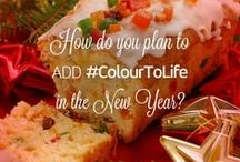 Add #ColourToLife / Small changes make a big difference.