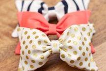 Pretty bows