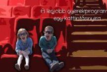 Aszfaltból élményforgatag / A legjobb gyerekprogramokat nálunk találod, mert együtt lenni jó!