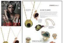PRESS / Recent Press featuring Michael John Jewelry!