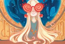 The Quibbler / Luna Lovegood is our pal!!! / by Mally Hollow Horn