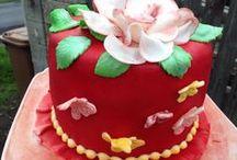 Cakes - pokus / Dortíčky