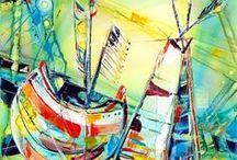 Dimitri art / Oil colors fine art paintings from Dimitri Detchev